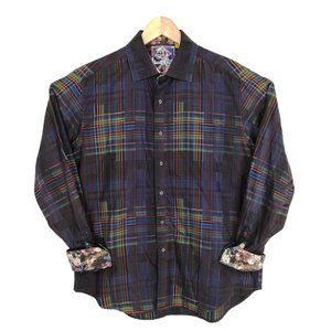 Robert Graham L Classic Fit Long Sleeve Plaid